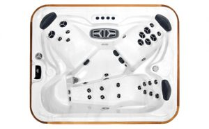 arcticspas arcticfox signature  hot tub